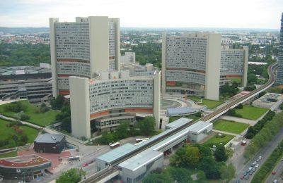 Trụ sở liên hợp quốc tại Viên