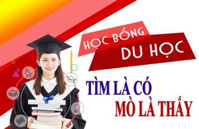 Giấc mơ học bổng du học Mỹ