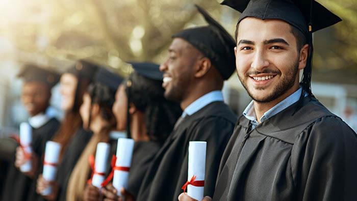 Các sinh viên vinh dự nhận học bổng du học Mỹ