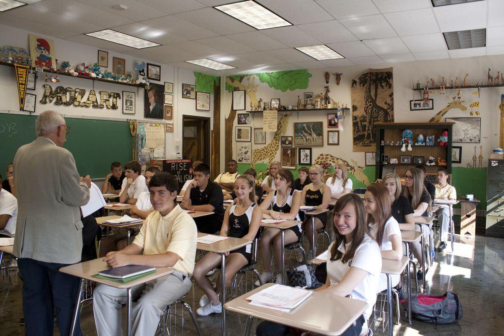 Môi trường học tập ở Mỹ