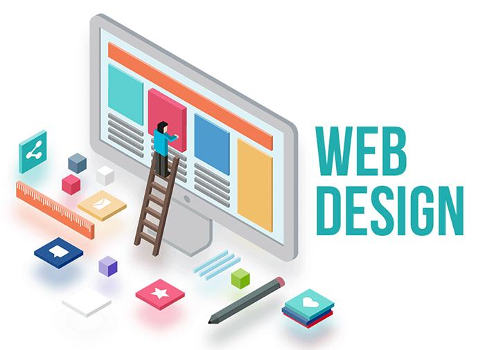 Xu hướng thiết kế website với màu sắc độc đáo