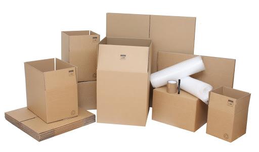 thùng đựng bằng carton