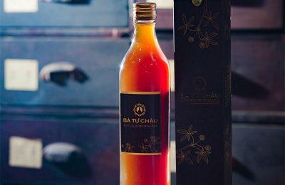 Rượu thảo dược Bà Tư Châu