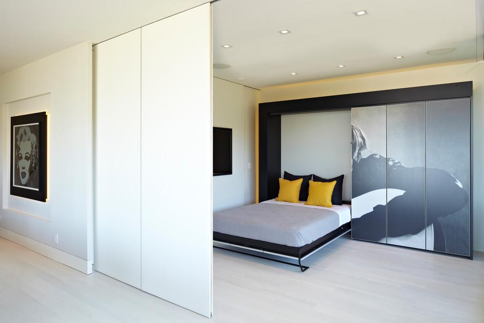 phòng ngủ có vách ngăn