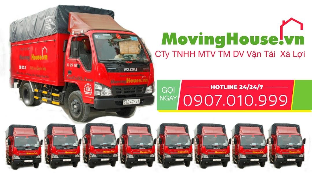 Công ty vân chuyển Moving House