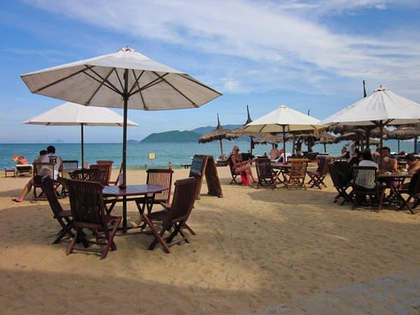 Nha Trang là điểm đến được rất nhiều du khách nước ngoài yêu thích.