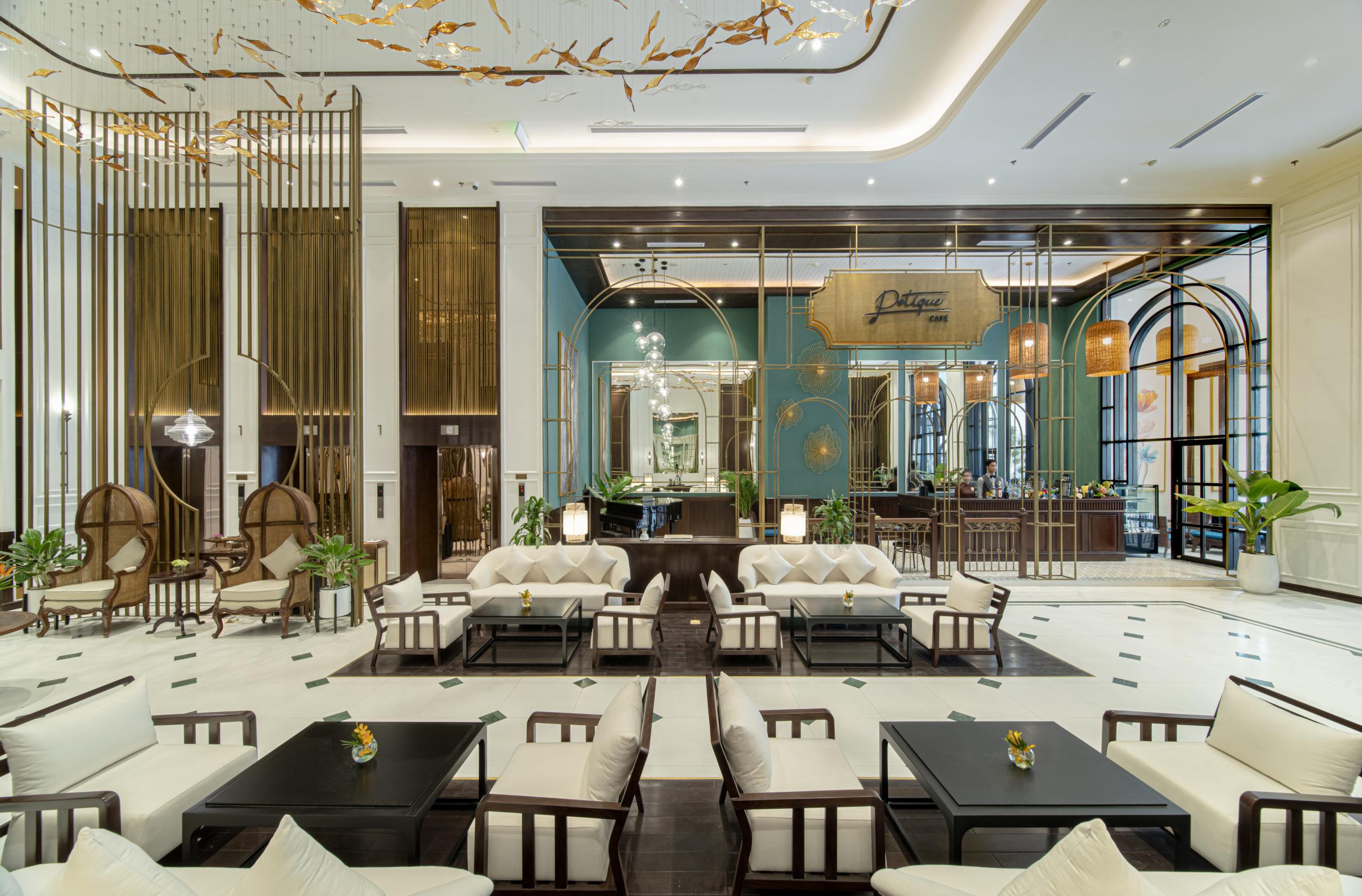 Potique Hotel - Khách sạn 5 sao hàng đầu tại Nha Trang