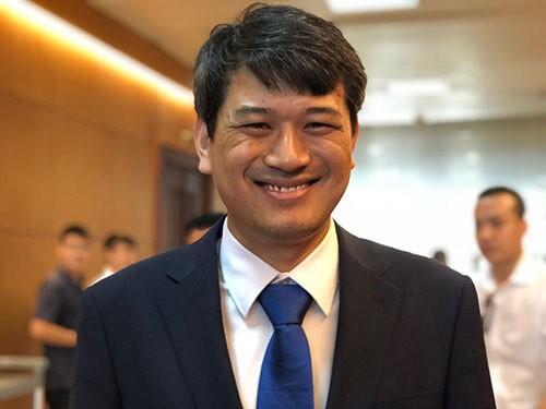 Tiến sĩ Trần Đình Phong