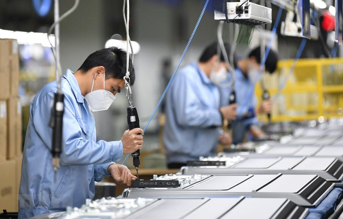 Nhân công Trung Quốc